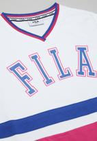 FILA - Stella T-shirt dress - multi