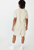 Factorie - Regular T-shirt - beige