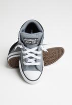 Converse - Chuck Taylor All Star axel canvas color mid - grey
