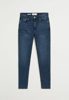 MANGO - Jeans isa - blue