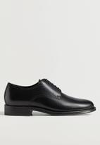MANGO - Shoes madrid - black