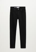 MANGO - Jeans elsa - black