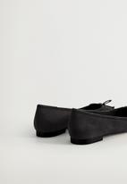 MANGO - Pepa pump - black