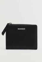 MANGO - Wallet mch catoira - black