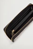 MANGO - Wallet g dalmata - black & white