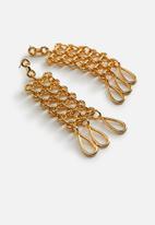 MANGO - Ramona earrings - gold