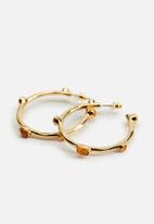 MANGO - Earrings jessicas - gold