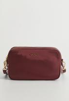 MANGO - Bag mch suecia - red
