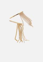 MANGO - Hairclip sophias - gold