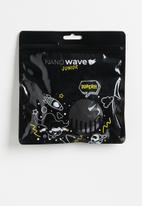 Nano Wave - Junior nano wave face mask - black