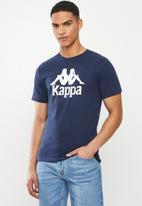 KAPPA - Logo cromen tee - navy