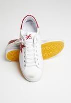 2STAR - 2sd 1801 - white & red