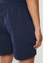 KAPPA - Authentic revol shorts - navy & white