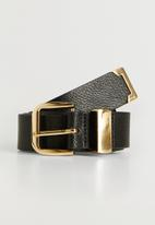 MANGO - Belt mara - black