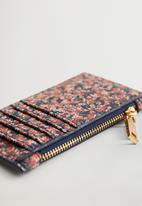 MANGO - Card holder m diana - multi