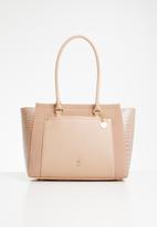 POLO - Winsor tote bag - pink
