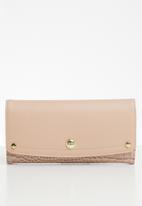 POLO - Winsor clutch purse - pink