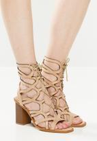 Public Desire - Bexley ii heel - stone
