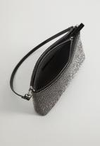 MANGO - Bag Cosimo - black