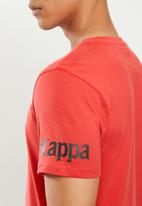 KAPPA - Authentic riter tee - red