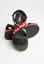 FILA - Starlight 2.0 - black & red