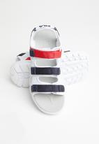 FILA - Disruptor sandal - 105-10177-fil - red/navy