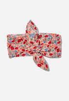 Cotton On - The tie headband - multi