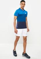 lotto - Tennis tech polo - gem blue & navy