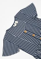 Roxy - How long y/d - navy & white