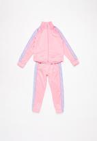 Nike - Nike girls colorshift taping tricot set - pink