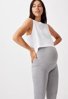 Cotton On - Maternity all things fabulous tank - white
