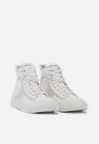Diesel  - S-Astico Mid Lace - star white