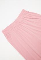 Superbalist - Vest & pants pj set - pink