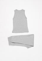 Superbalist - Vest & pants pj set - grey