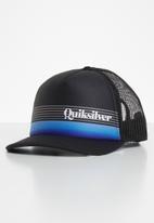 Quiksilver - Harmony trucker youth - black