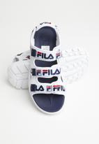FILA - Disruptor sandal tapey tape - multi