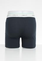 Superbalist - 2-pack Ryder long boxer briefs - navy