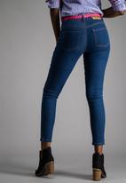 Aca Joe - Aca joe lds skinny jeans - mid wash