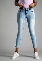 Aca Joe - Aca joe lds skinny jeans - light wash