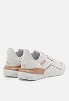 PUMA - Platinum metallic wns - puma white-rose gold