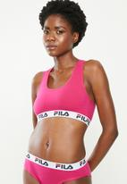 FILA - Mia bra - pink