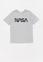 Superbalist Kids - NASA printed tee - grey