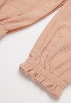 Superbalist - Paperbag waist joggers - pink