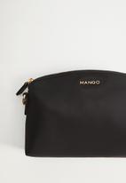 MANGO - Bag mch afrodite  - black
