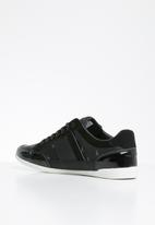 POLO - Benjamin side flash sneaker - black