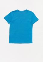 POLO - Boys rick short sleeve tee - cobalt