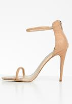 Steve Madden - Rapture-c heel - rose gold