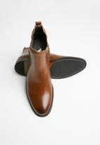 POLO - Chelsea boot - tan