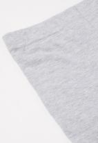 Superbalist Kids - Nasa shorts & tee pj set - grey & navy