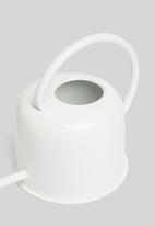 H&S - Watering can - white